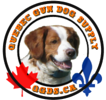 Quebec Gun Dog supply